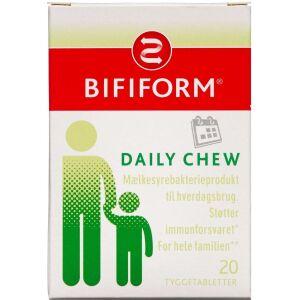 Køb Bifiform Daily Chew 20 stk. online hos apotekeren.dk