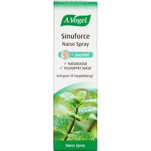 Køb A. Vogel Sinuforce næsespray 20 ml online hos apotekeren.dk