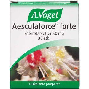Køb A. Vogel Aesculaforce Forte enterotabletter 30 stk. online hos apotekeren.dk