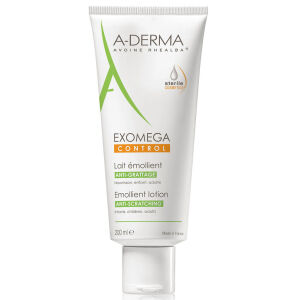 Køb A-Derma Exomega Control lotion 200 ml online hos apotekeren.dk