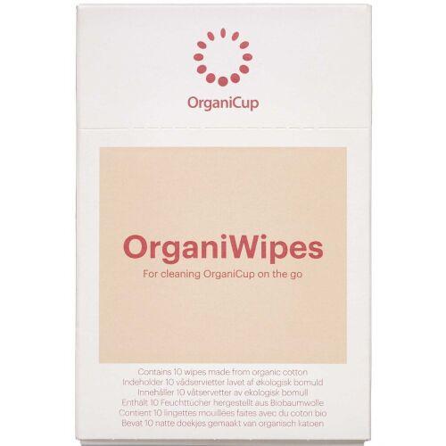 Køb OrganiWipes 10 stk. online hos apotekeren.dk