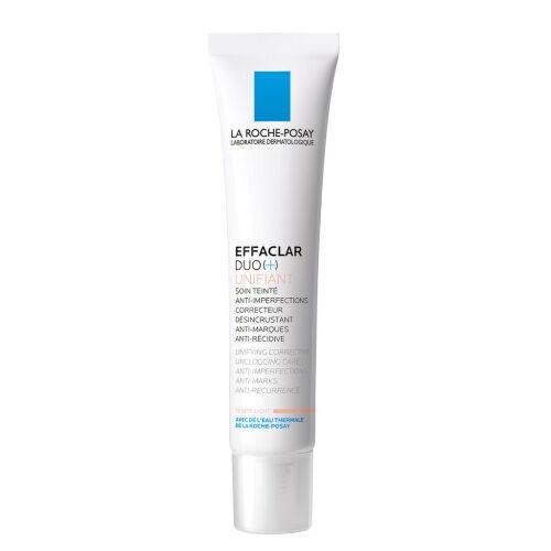 Køb La Roche-Posay Effaclar Duo+Light creme 40 ml online hos apotekeren.dk