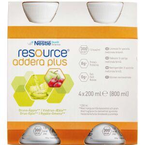 Køb Resource Addera Plus mixkasse 6 x 4 x 200 ml online hos apotekeren.dk