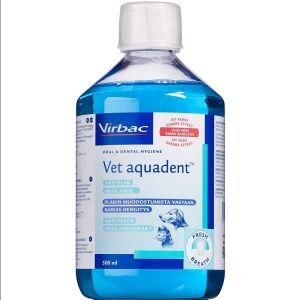 Køb Virbac Vet Aquadent 500 ml online hos apotekeren.dk