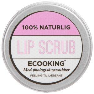 Køb Ecooking Lip Scrub 30 ml online hos apotekeren.dk