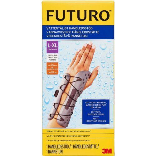 Køb Futuro vandafvisende håndledsstøtte venstre L-XL 1 stk. online hos apotekeren.dk