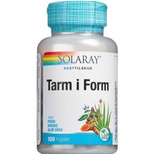 Køb Solaray Tarm i Form kapsler 100 stk. online hos apotekeren.dk