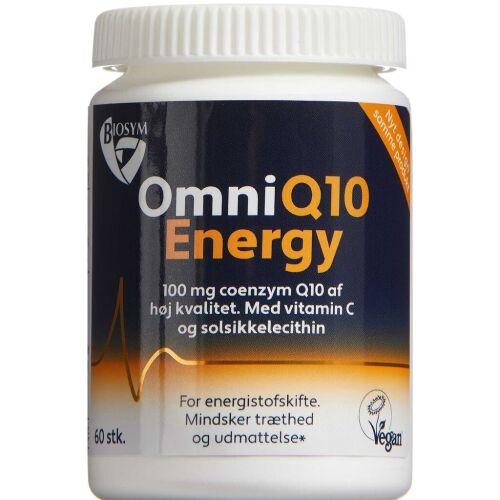 Køb Omni Q10 Energy kapsler 60 stk. online hos apotekeren.dk