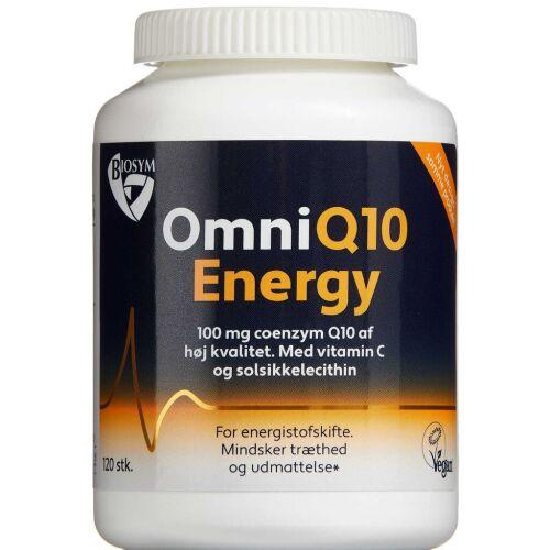 Køb Omni Q10 Energy kapsler 120 stk. online hos apotekeren.dk