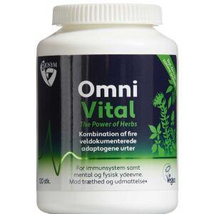 Køb OmniVital kapsler 120 stk. online hos apotekeren.dk