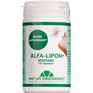 Køb Alfa-Lipon+ minitabs 120 stk. online hos apotekeren.dk