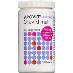 gravid vitaminer