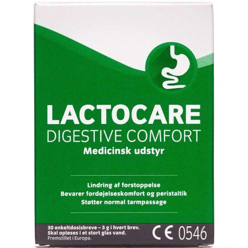 Køb Lactocare Digestive Comfort 30 breve online hos apotekeren.dk