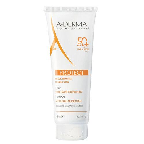 Køb A-Derma Protect lotion SPF 50+ 250 ml online hos apotekeren.dk