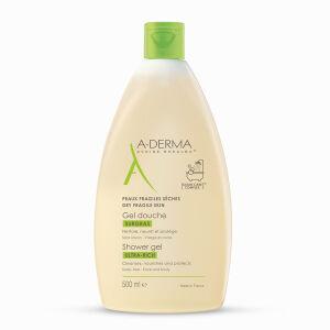 Køb A-Derma Ultra-rich shower gel 500 ml online hos apotekeren.dk