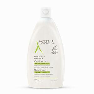 Køb A-Derma Hydra-protective shower gel 500 ml online hos apotekeren.dk