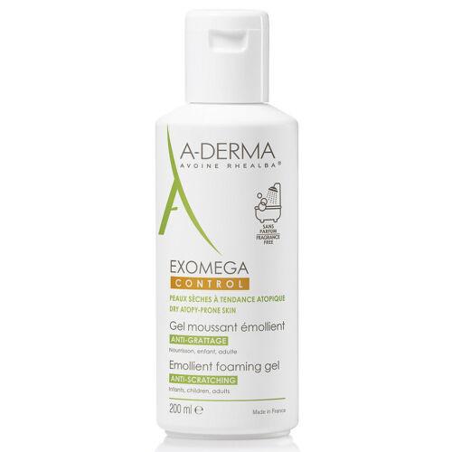 Køb A-Derma Exomega CONTROL Foaming gel 200ml online hos apotekeren.dk