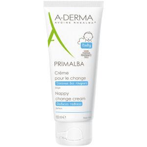 Køb A-Derma Primalba Nappy Change cream 100 ml online hos apotekeren.dk