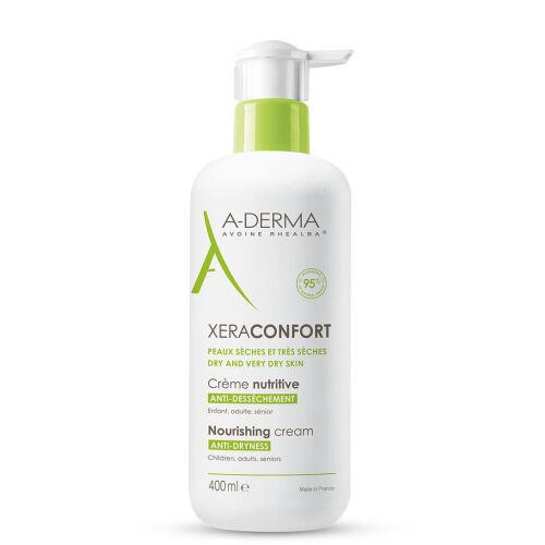 Køb A-Derma XeraConfort Cream 400 ml online hos apotekeren.dk