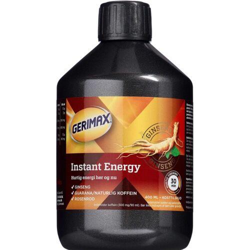 Køb Gerimax Instant Energy flydende 400 ml online hos apotekeren.dk