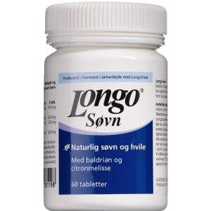Køb Longo Søvn tabletter 60 stk. online hos apotekeren.dk