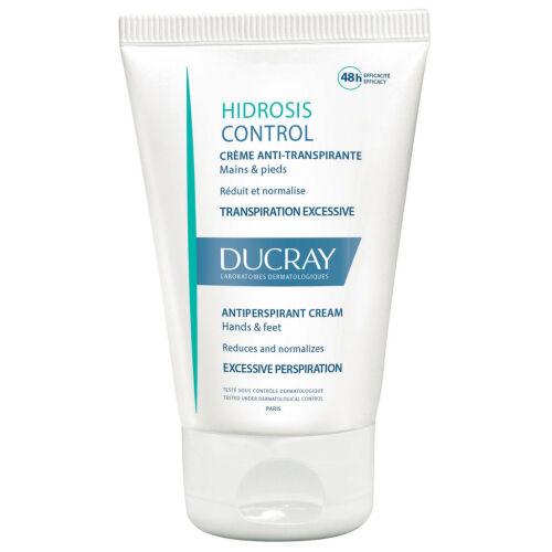 Køb Ducray Hidrosis Control cream 50 ml online hos apotekeren.dk