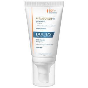 Køb Ducray Melascreen UV Rich Cream SPF50+ 40 ml online hos apotekeren.dk
