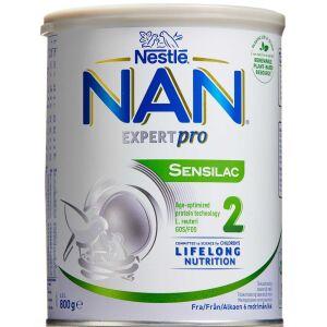 Køb NAN Sensilac 2 800 g tilskudsblanding online hos apotekeren.dk