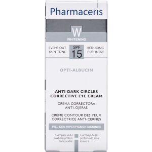 Køb Pharmaceris W Opti-Albucin øjencreme 15 ml online hos apotekeren.dk