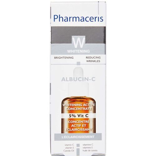 Køb Pharmaceris W Albucin C serum 30 ml online hos apotekeren.dk
