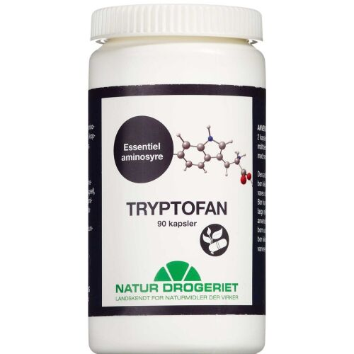 Køb Tryptofan Max kapsler 90 stk. online hos apotekeren.dk