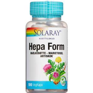 Køb Solaray Hepa Form kapsler 100 stk. online hos apotekeren.dk