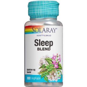 Køb Solaray Sleep Blend kapsler 100 stk. online hos apotekeren.dk