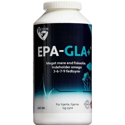 Køb Biosym EPA+GLA kapsler 240 stk. online hos apotekeren.dk