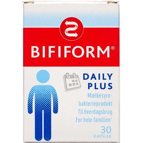 Køb Bifiform Daily Plus kapsler 30 stk. online hos apotekeren.dk