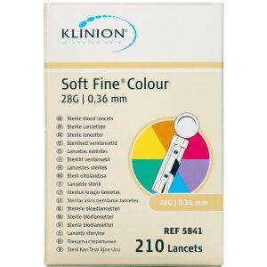 Køb Klinion Lancetter 28G 210 stk. online hos apotekeren.dk