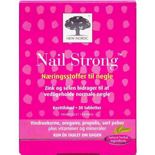 Køb Nail Strong tabletter 30 stk. online hos apotekeren.dk
