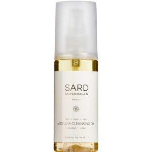 Køb SARD kopenhagen Micellar Cleansing Oil 100 ml online hos apotekeren.dk