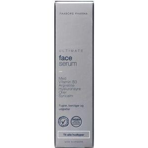 Køb Faaborg Ultimate Face serum 30 ml online hos apotekeren.dk