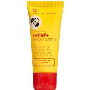 Køb Faaborg Relief+ Repair creme 25 ml online hos apotekeren.dk
