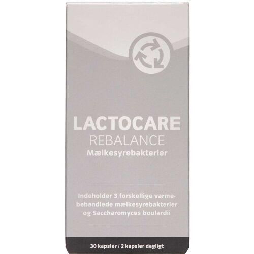 Køb Lactocare Rebalance kapsler 30 stk. online hos apotekeren.dk