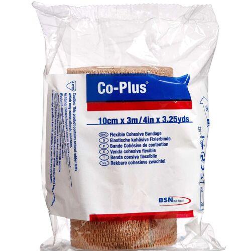 Køb Co-Plus Cohesive band flesh 10 cm x 3 m 1 stk. online hos apotekeren.dk