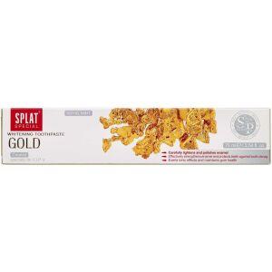 Køb SPLAT® Gold Toothpaste 75 ml online hos apotekeren.dk