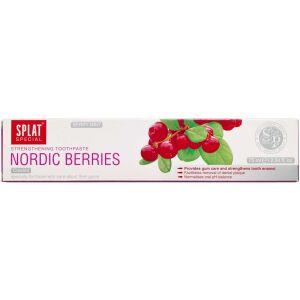 Køb SPLAT® Nordic Berry Toothpaste 75 ml online hos apotekeren.dk