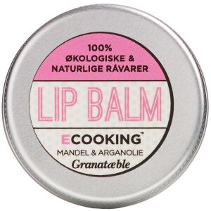 Køb Ecooking Lip Balm granatæble 15 ml online hos apotekeren.dk