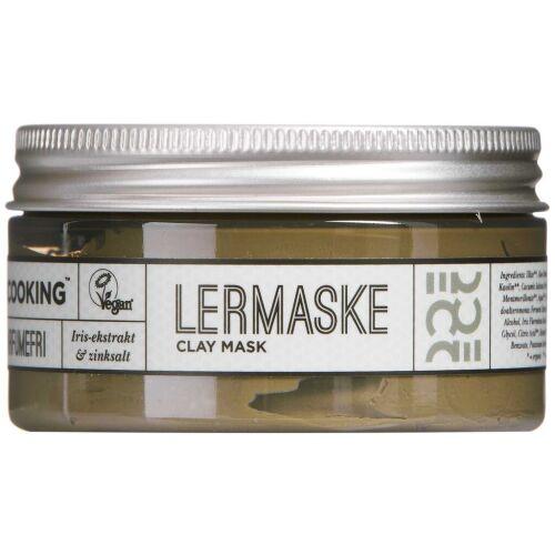 Køb Ecooking Lermaske minimere porer og reducere ujævnheder 100 ml online hos apotekeren.dk