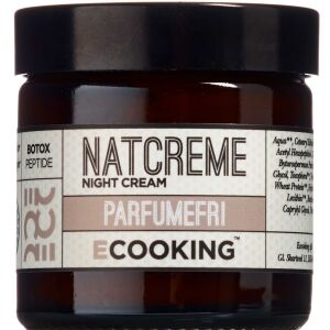 Køb Ecooking Natcreme parfumefri 50 ml online hos apotekeren.dk