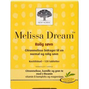 Køb Melissa Dream tabletter 120 stk. online hos apotekeren.dk