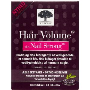 vitamin hud hår negle
