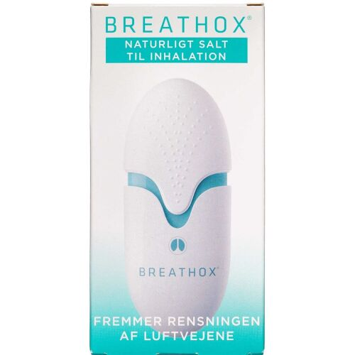 Køb Breathox Salt til inhalation 1 stk. online hos apotekeren.dk